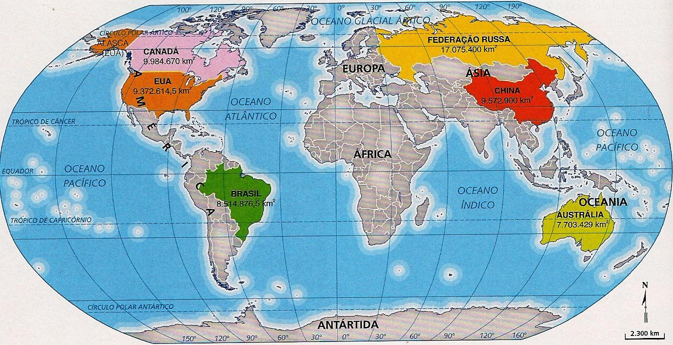 Planisferio Continentes Y Oceanos Para Que Otros Mapa